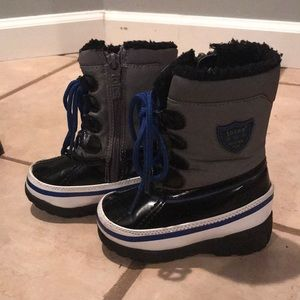Baby Boy Totes Winter Snow Boots